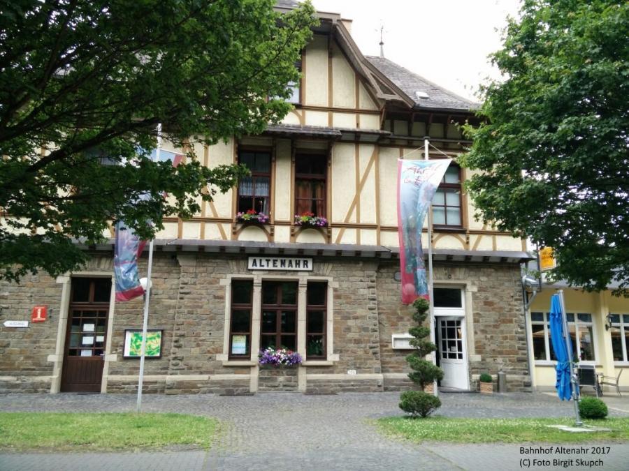 Bahnhof Altenahr 2017