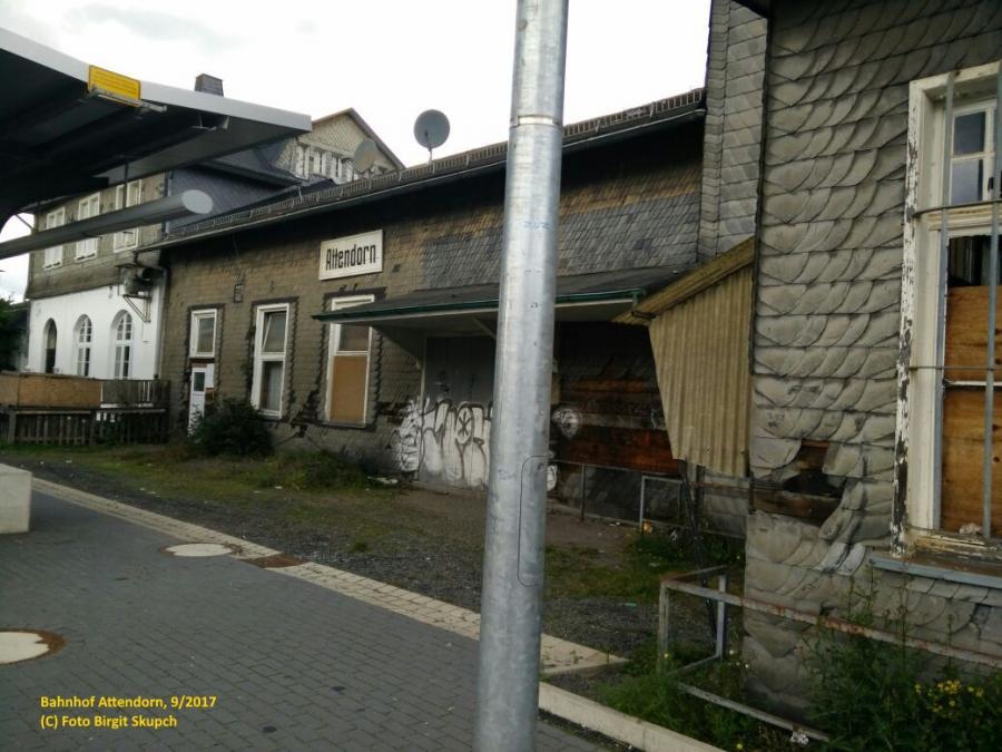 Bahnhof Attendorn