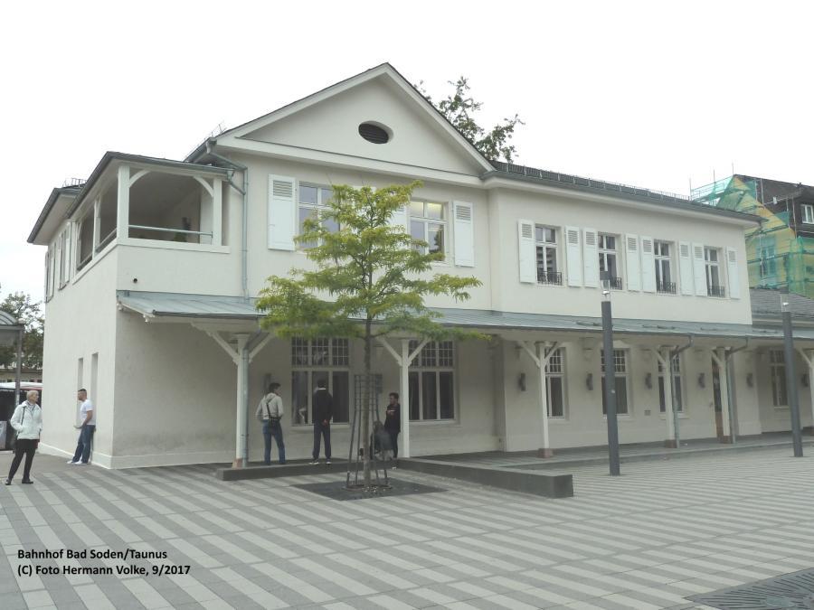 Bahnhof Bad-Soden (Taunus)