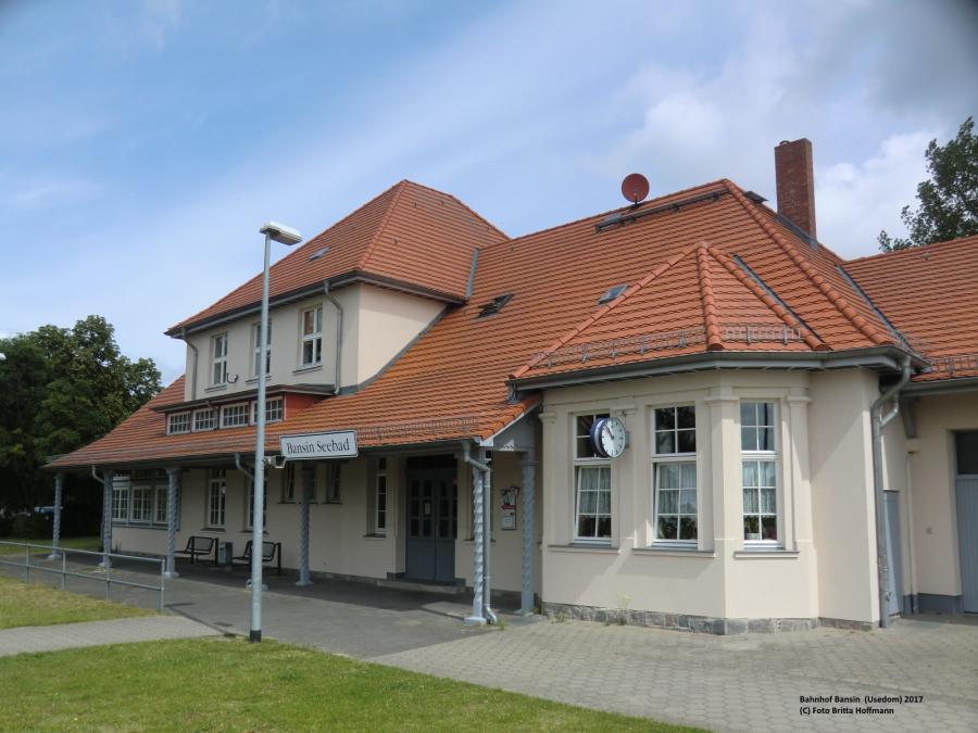 Bahnhof Bansin