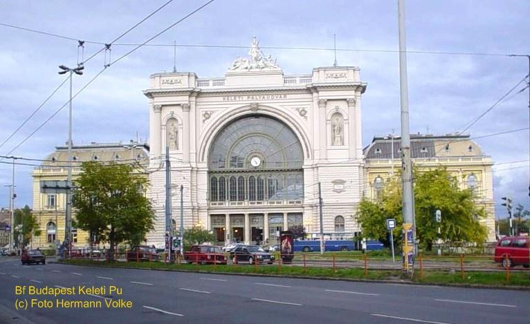 Bahnhof Budapest Keleti 2005
