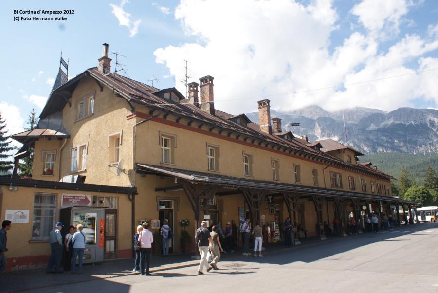 Bahnhof Cortina dAmpezzo