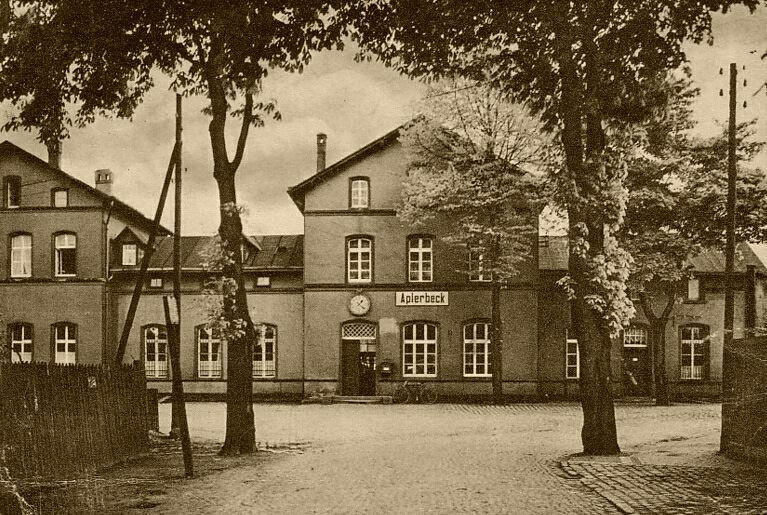 Bahnhof Dortmund-Aplerbeck