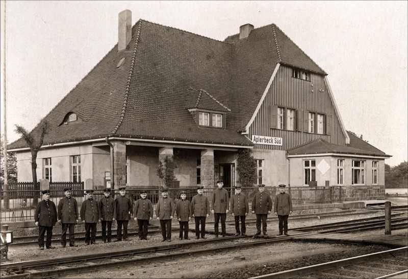 Bahnhof Dortmund-Aplerbeck Süd