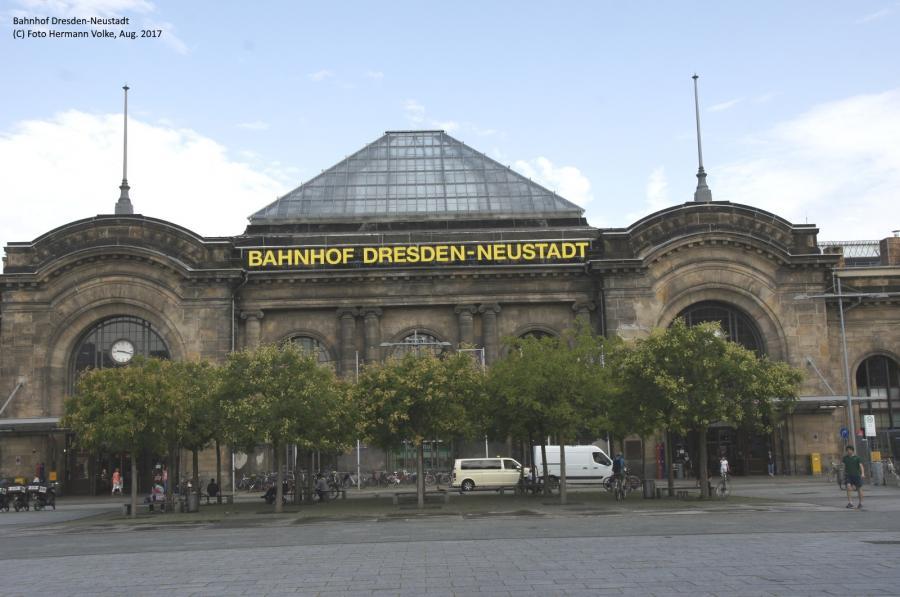 Bahnhof Dresden-Neustadt
