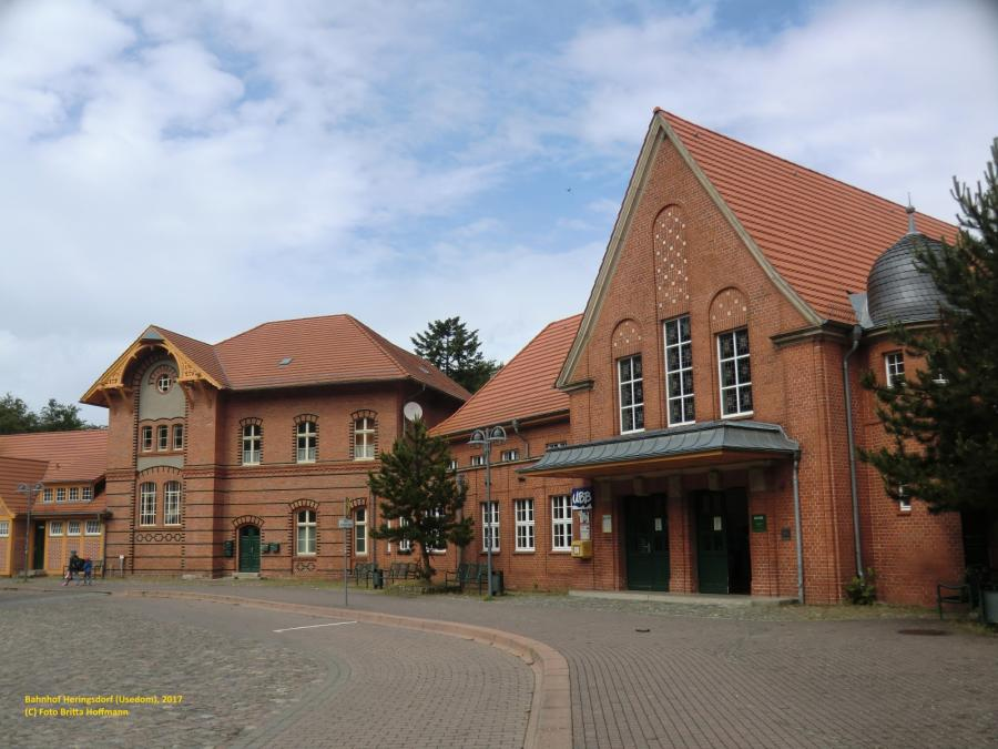 Bahnhof Heringsdorf