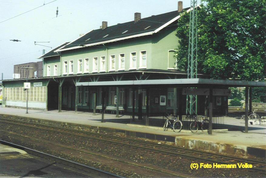 Bahnhof 1978