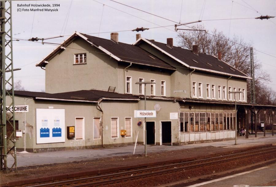 Bahnhof 1994