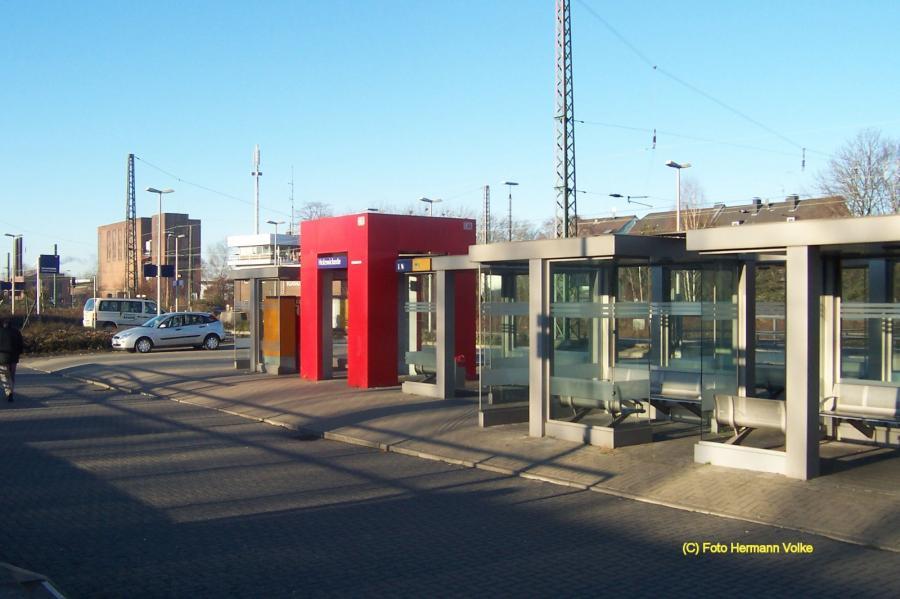 Bahnhof 2003