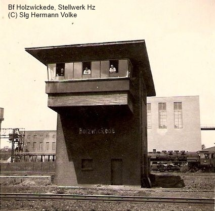 Stellwerk Hz in Holzwickede