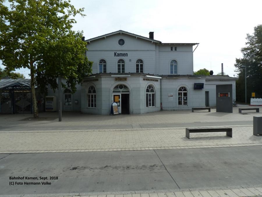 Bahnhof Kamen