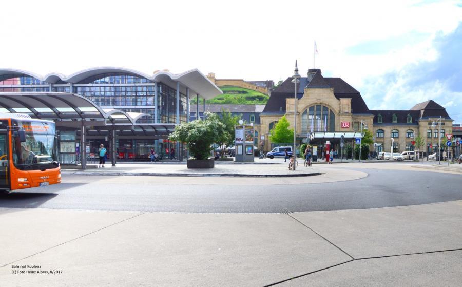 Bahnhof Koblenz