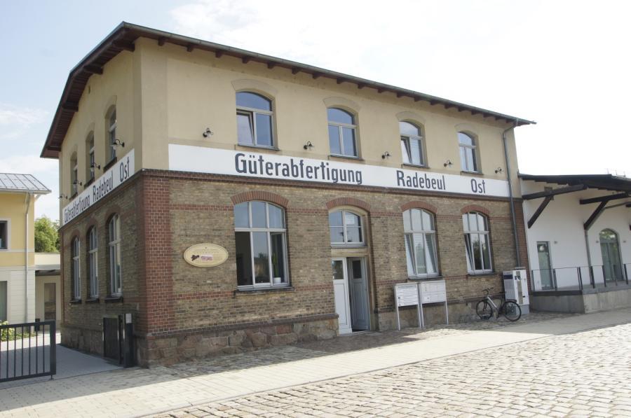 Bahnhof Radebeul Ost-Ga