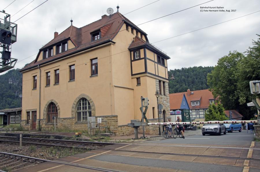 Bahnhof Kurort Rathen