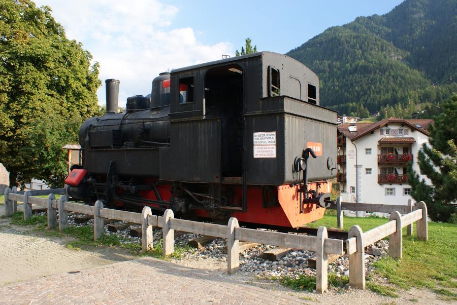 Bahnhof St. Ulrich (Italien)
