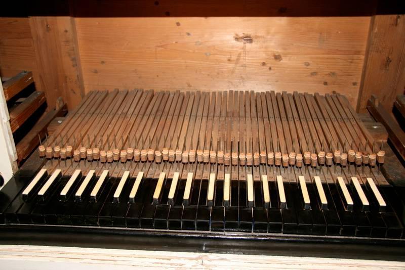K - Orgel 1
