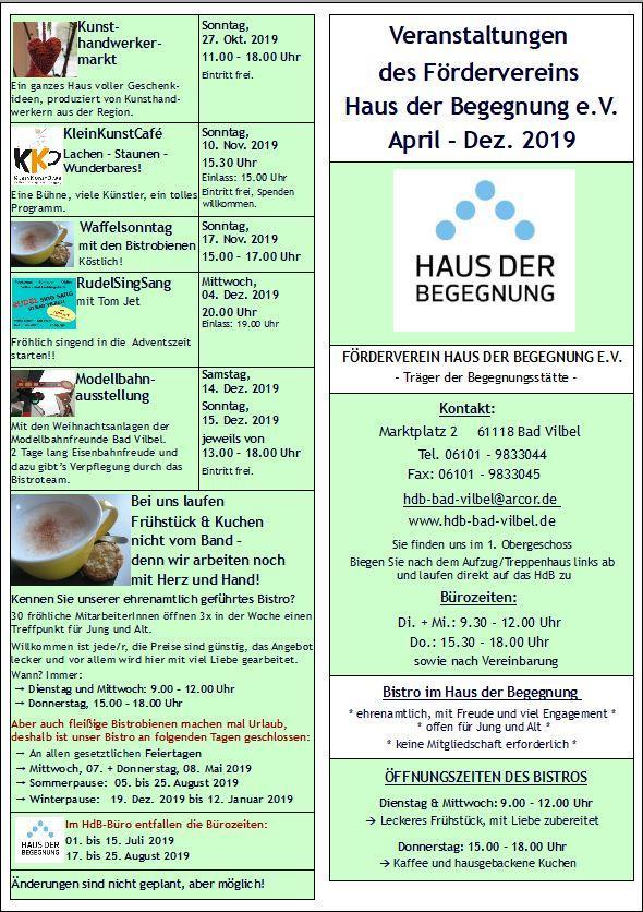 Jahresprogramm HdB- 1
