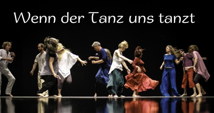 Wenn der Tanz uns tanzt