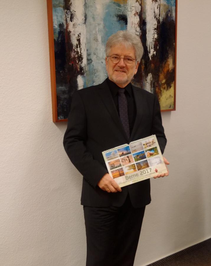 Bürgermeister Franz Bittner