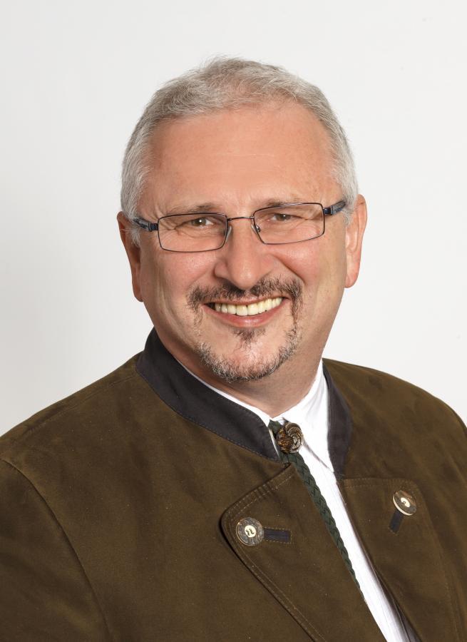 Hans-Walter Hofmann (1. Bürgermeister)