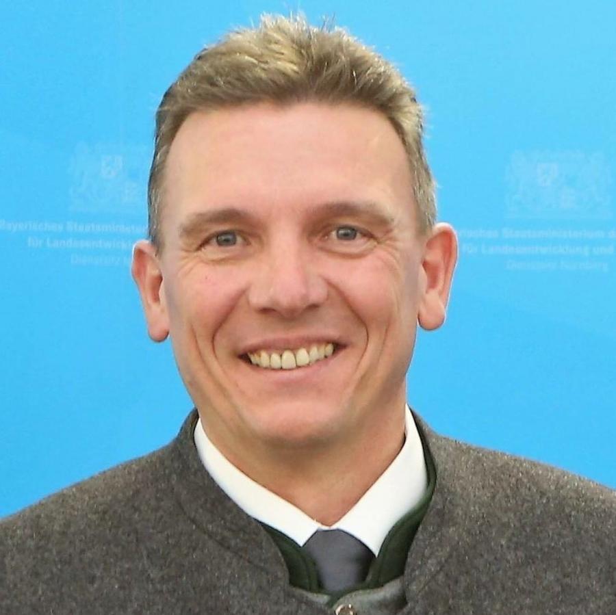 1. Bürgermeister der Gemeinde Bayerisch Eisenstein- Charly Bauer