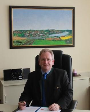 1. Bürgermeister Richard Stabl