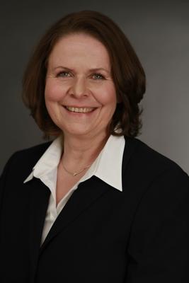 Bürgermeisterin Gaudlitz