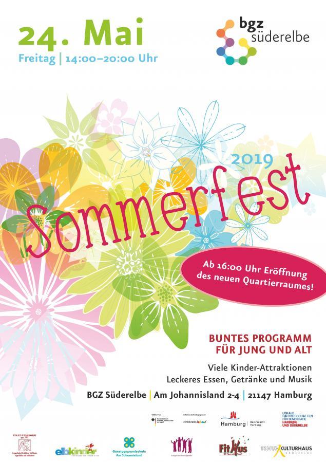 BGZ Sommerfest