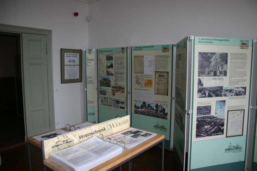Ausstellung Altenkirchzimmer