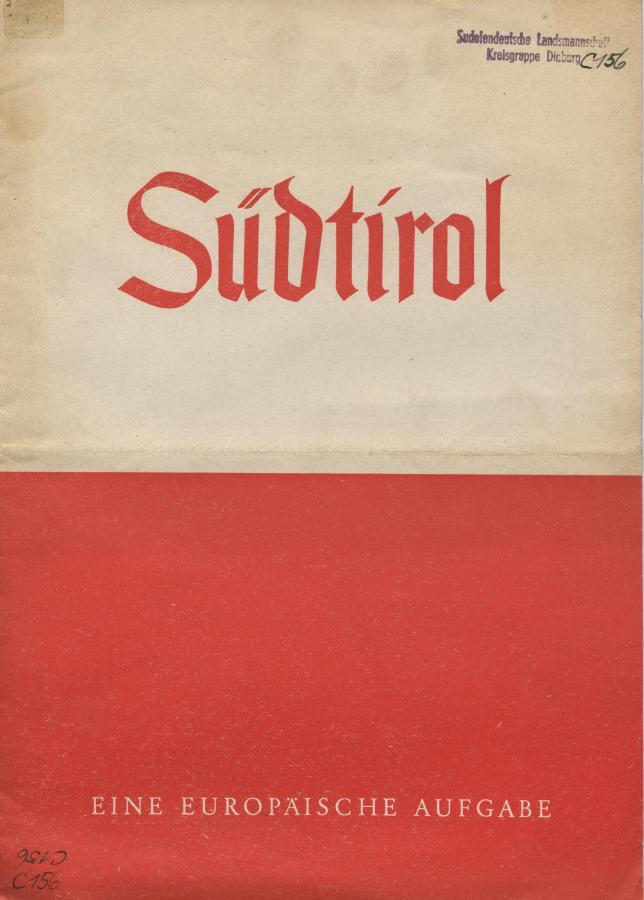 Buchtitel aus der früheren Flüchtlingsbibliothek des Dieburger Museums