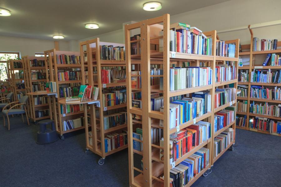 Bibliothek Kranichfeld