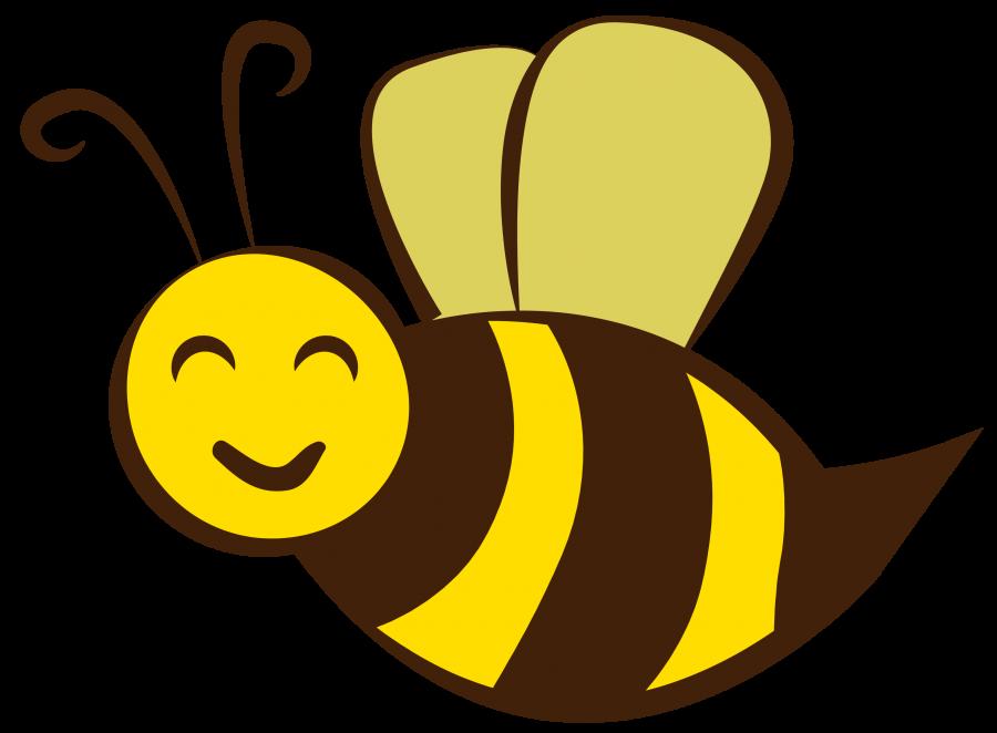 Bienenglück Logo