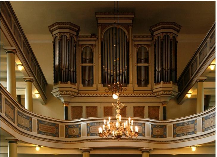 Biesenthaler Orgel