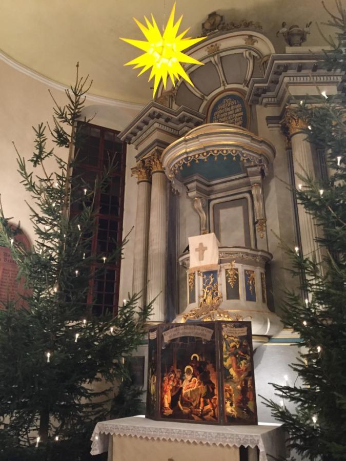Biesenthal Weihnachten