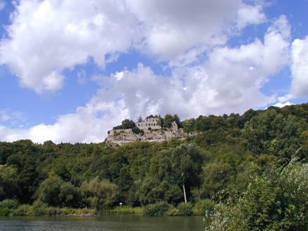 Karlburg (Quelle: Stadt Karlstadt)