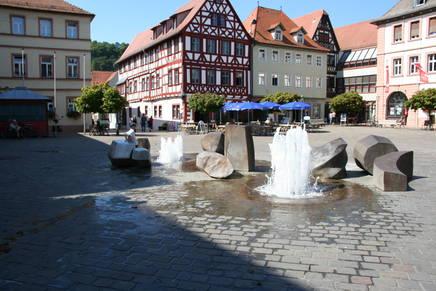 Marktplatz (Quelle: Stadt Karlstadt)