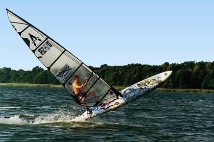 Wassersport (Quelle: Zentrum für Promotion und touristische Information Gizycko)
