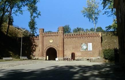 Festung Boyen (Quelle: Zentrum für Promotion und touristische Information Gizycko)