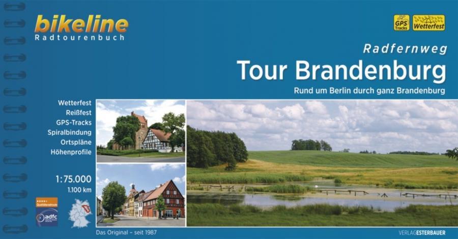 bikeline-Tour Brandenburg