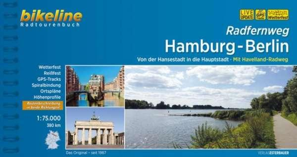 bikeline-Radfernweg Hamburg-Berlin
