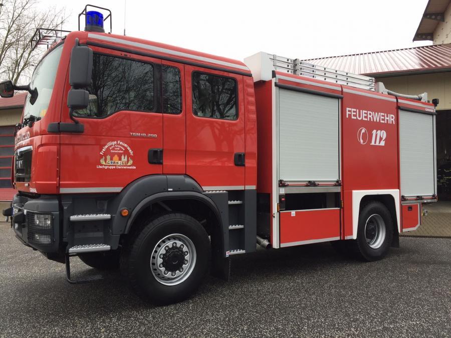 TLF 4000 Dannenwalde