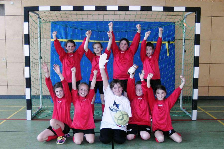 Mädchenfußball 2015