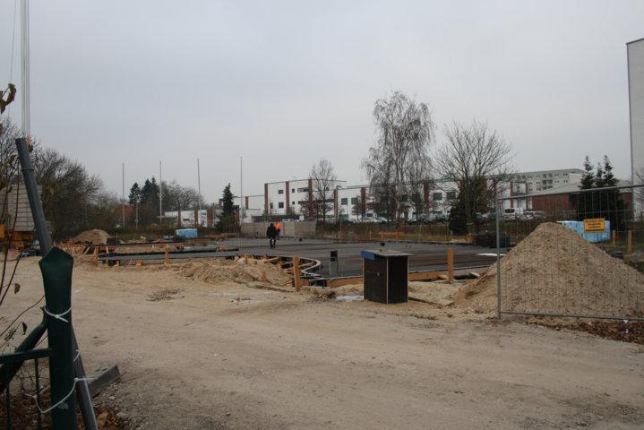 Baustelle Fundament 3.12.2014