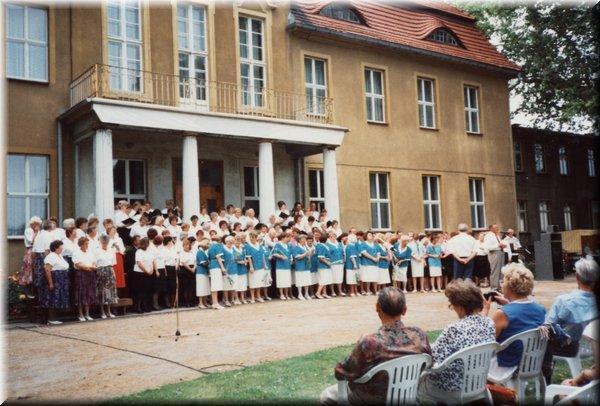 """""""Sängertreffen in Criewen """" 1994"""