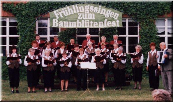 """""""Frühlingssingen zum Baumblütenfest"""", 2004"""