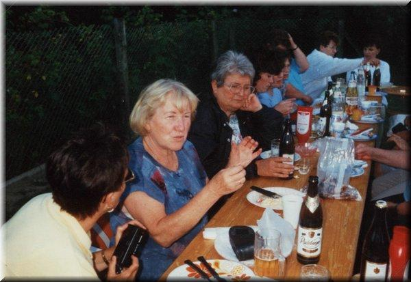 """Grill – Party bei Fam Kalisch "" 2000"