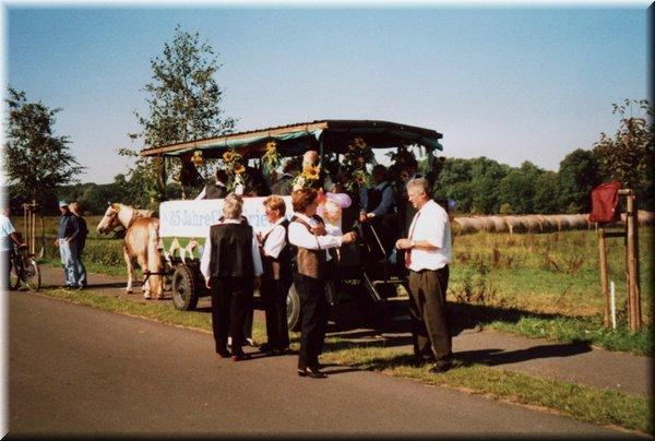 """""""35 Jahre Chor Criewen """" , 2004"""