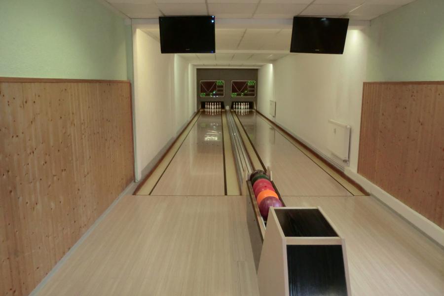 Sportgaststätte - Bowlingbahn