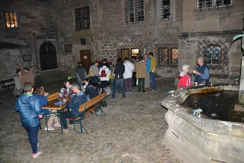 Schlosshof Slusia Night