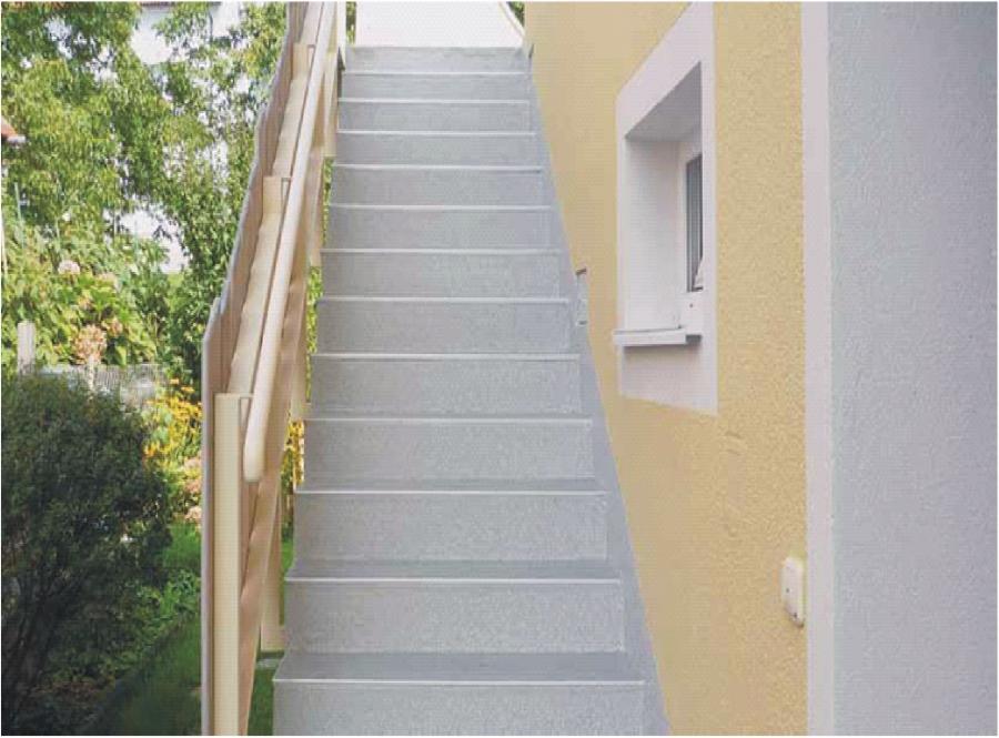 Treppensanierung 1